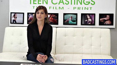 Teen casting, For money