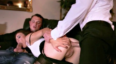 Secretary, Double anal, Double penetrated