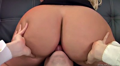 Mature big ass, Interview, Eat ass, Chubby mature
