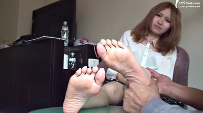 Massage, Japanese massage, Asian feet