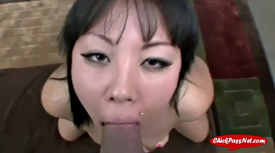 Huge load, Asian masturbation