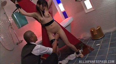 Tied tits, Bondage orgasm, Asian bondage