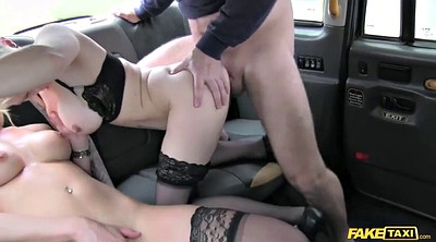 Car, Fake taxi, Taxi anal, Ass licking, Cab