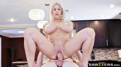 Seduce, Seducing son, Mature son, In law, Mature blonde