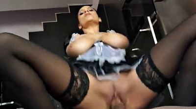 Maid, Sensual jane, Help, Helping, Busty maid