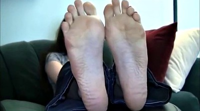 Creamy, Foot fetish