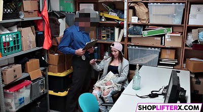 Shoplifter, Backroom