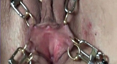 Chain, Piercings, Chained