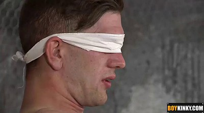 Young cum, Blindfolded
