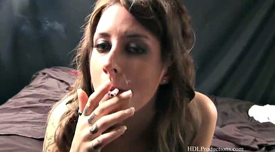 Smoking blowjob, Smoking fetish, Mya