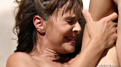 Cytherea, Squirt cytherea , Outdoor hairy