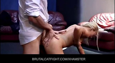 Lesbian police, Lesbian spanking, Beating, Couples threesome