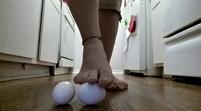 Foot, Trample, Crush, Egg, Trampling