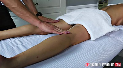 Alexis fawx, Massage mature, Law