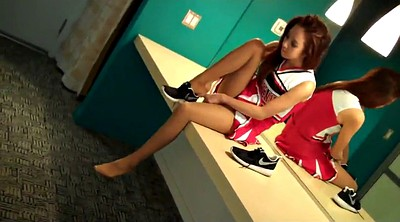 Pantyhose footjob, Pantyhose feet, Pantyhose foot, Cheerleader