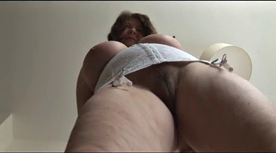 Huge pussy, Mature hairy