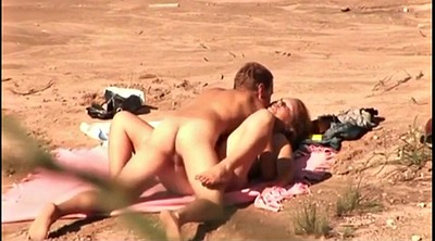Hidden cam, Beach sex