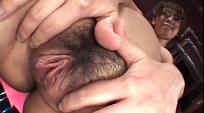 Close up, Uncensored, Japanese pussy
