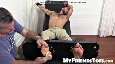 Tickle, Tickling, Bound, Gay feet, Tickle torture, Torturing