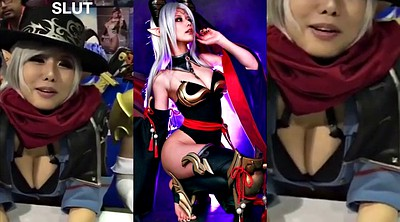 Cosplay, Asian compilation, Compilation jerk