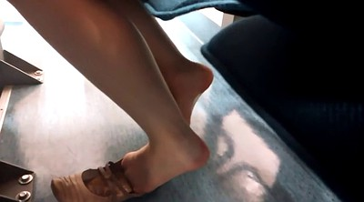 Feet, Nylon foot