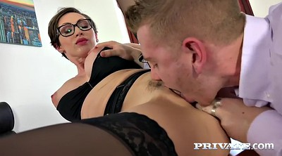 Office anal, Milf office, Yasmine