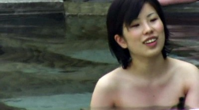 Sauna, Japanese voyeur, Japanese public, Spa, Japanese young, Young japanese