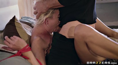Tied, Throat, Eliza jane, Burglar, Tied tits, Eliza