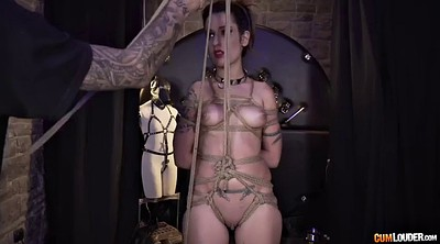Bondage, Missionary, Tied up, Alexa