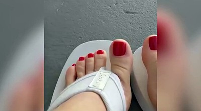 Toes, Sole