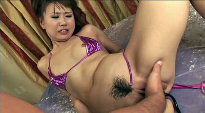 Japanese mature, Uncensored, Anal finger, Orgasm mature