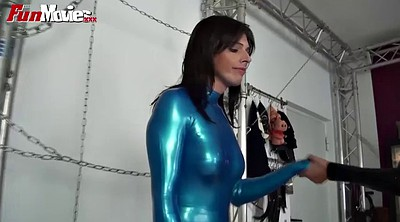 Latex, Chain, Latex bondage