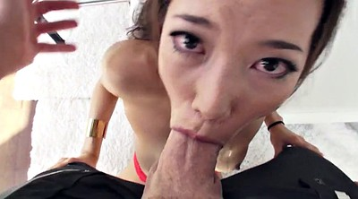 Spit, Asian deep throat, Spitting