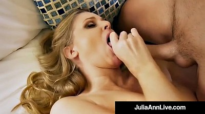 Julia ann, Julia, Step mom, Step son, Tits, Tits mom