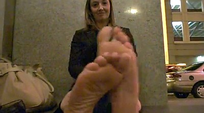 Mature foot, Sole, Mature feet