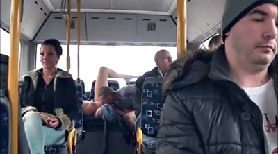Bus, Flashing, Bus sex