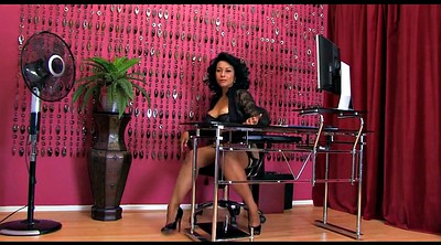 Stocking office, Danica, Office stocking, Mature stockings, Danica collins, Stocking heels