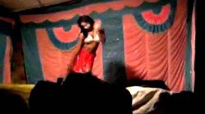 Dance, Stage, Indian desi, Bhabhi, Stage amateur, Nude dance