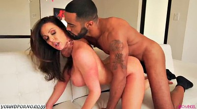 Mature ass, Interracial mature