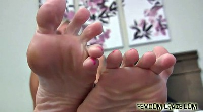 Size, Sexy feet, Foot lick
