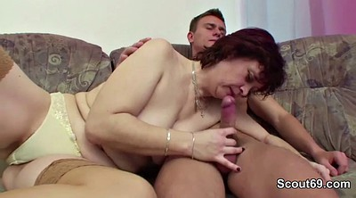 Mom fuck son, Granny solo, Mom orgasm, Son fuck mom, Old mom, Young son