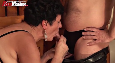 Orgasm granny, Granny group