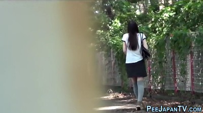 Japanese outdoor, Japanese public, Japanese hd, Asian pee, Public pee, Japanese public pee