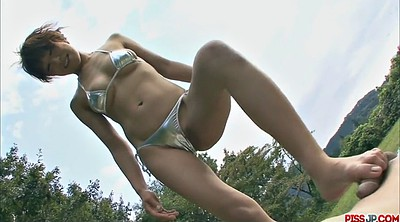 Feet, Japanese handjob, Japanese outdoor, Japanese feet, Asuka