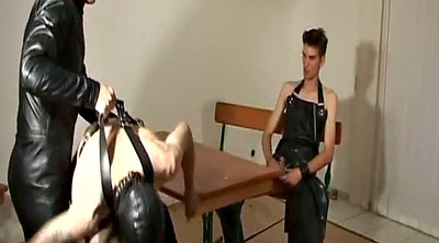Spank, Whipped, Leather