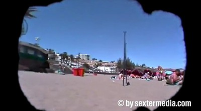 Spy, Spy cam, Spying, Cam spy, Amateur beach