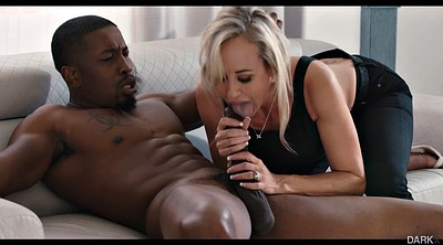 Throat, Brandi, Ebony blowjob