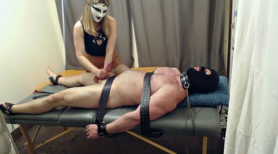 Tickle, Tickling, Cbt, Tickled, Tickling handjob
