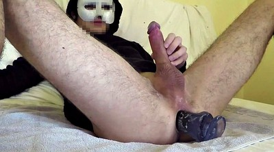 Anal squirting, Big cock squirt