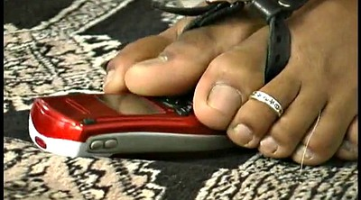 Toes, Phone, Feet bdsm